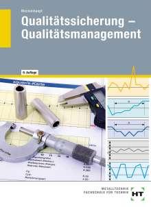 Andreas Mockenhaupt: Qualitätssicherung - Qualitätsmanagement, Buch