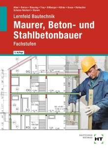 Christa Alber: eBook inside: Buch und eBook Maurer, Beton- und Stahlbetonbauer, Buch