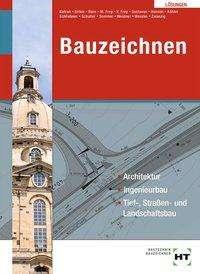 Balder Batran: Lösungen Bauzeichnen, Buch