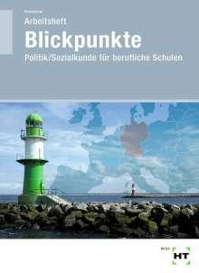 Klaus Brinkmann: Arbeitsheft Blickpunkte, Buch