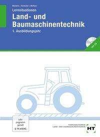 Herrmann Meiners: Lernsituationen Land- und Baumaschinentechnik, Buch