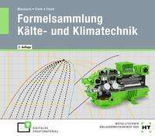 Martin Masbaum: Formelsammlung Kälte- und Klimatechnik, Buch