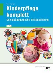 Kinderpflege komplett, Buch