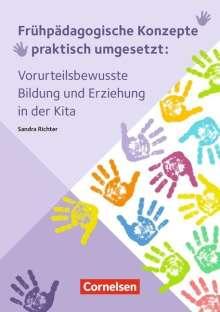Sandra Richter: Vorurteilsbewusste Bildung und Erziehung in der Kita, Buch