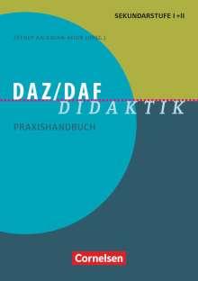 Vasili Bachtsevanidis: DaZ/DaF Didaktik, Buch