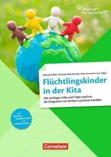 Oliver Berg: Flüchtlingskinder in der Kita, Buch