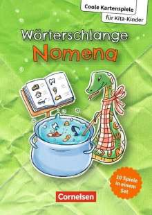 Wörterschlange Nomena, Buch