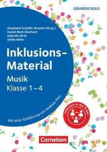 Daniel Mark Eberhard: Musik Klasse 1-4, Buch