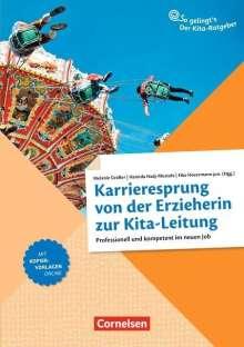 Oliver Berg: Karrieresprung von der Erzieherin zur Kita-Leitung, Buch