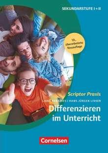 Liane Paradies: Differenzieren im Unterricht, Buch