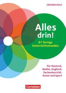 Patricia Blätz: Alles drin! 60 fertige Unterrichtsstunden, Buch