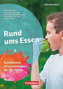 Friederike Woedtke: Rund ums Essen, Buch