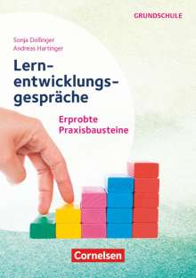 Lernentwicklungsgespräche in der Grundschule - Erprobte Praxisbausteine, Buch