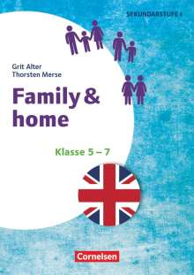 Grit Alter: Klasse 5-7 - Family & Home, Buch