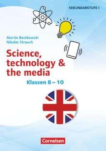 Martin Bastkowski: Themenhefte Fremdsprachen SEK - Englisch - Klasse 8-10, Buch