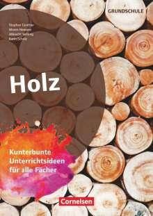 Stephan Günther: Holz, Buch