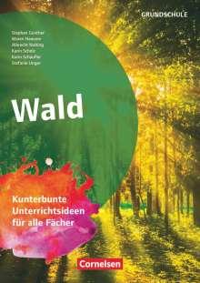 Stephan Günther: Wald, Buch