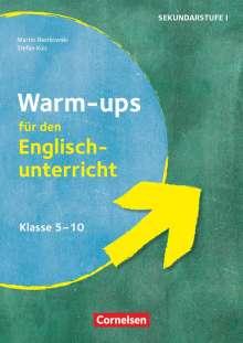 Martin Bastkowski: Warm-ups Fremdsprachen - Englisch, Buch