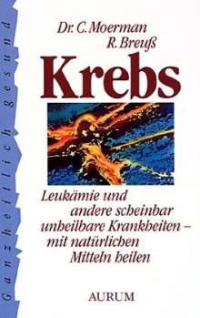 Rudolf Breuß: Krebs, Buch