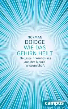 Norman Doidge: Wie das Gehirn heilt, Buch