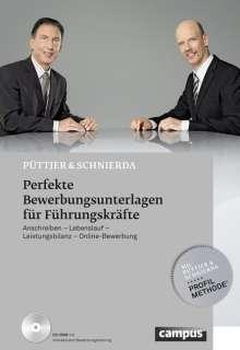 Christian Püttjer: Perfekte Bewerbungsunterlagen für Führungskräfte, Buch