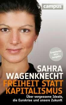 Sahra Wagenknecht: Freiheit statt Kapitalismus, Buch