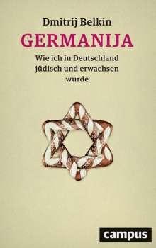 Dmitrij Belkin: Germanija, Buch