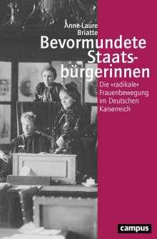Anne-Laure Briatte: Bevormundete Staatsbürgerinnen, Buch