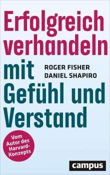 Roger Fisher: Erfolgreich verhandeln mit Gefühl und Verstand, Buch