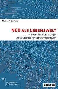 Melina Kalfelis: NGO als Lebenswelt, Buch