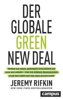 Jeremy Rifkin: Der globale Green New Deal, Buch