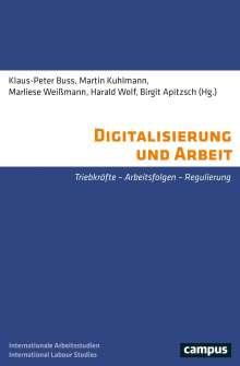 Digitalisierung und Arbeit, Buch