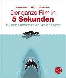 Matteo Civaschi: Der ganze Film in 5 Sekunden, Buch