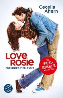 Cecelia Ahern: Love, Rosie - Für immer vielleicht, Buch