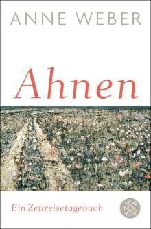 Anne Weber (geb. 1964): Ahnen, Buch
