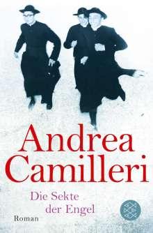 Andrea Camilleri (1925-2019): Die Sekte der Engel, Buch
