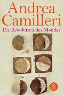 Andrea Camilleri (1925-2019): Die Revolution des Mondes, Buch
