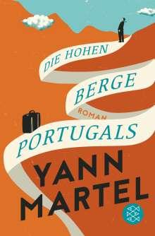 Yann Martel: Die Hohen Berge Portugals, Buch