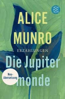 Alice Munro: Die Jupitermonde, Buch