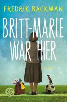 Fredrik Backman: Britt-Marie war hier, Buch