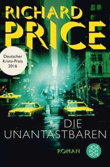 Richard Price: Die Unantastbaren, Buch