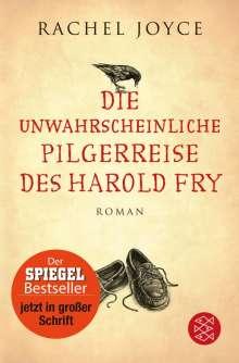 Rachel Joyce: Die unwahrscheinliche Pilgerreise des Harold Fry  (Großdruck-Ausgabe), Buch