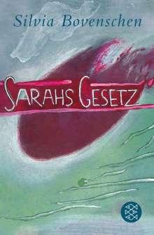 Silvia Bovenschen: Sarahs Gesetz, Buch