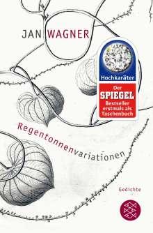 Jan Wagner: Regentonnenvariationen, Buch