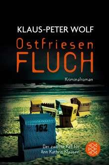 Klaus-Peter Wolf: Ostfriesenfluch, Buch
