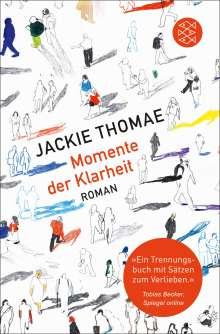 Jackie Thomae: Momente der Klarheit, Buch