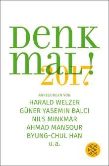 Harald Welzer: Denk mal! 2017, Buch