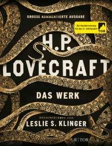 H. P. Lovecraft: H. P. Lovecraft. Das Werk, Buch