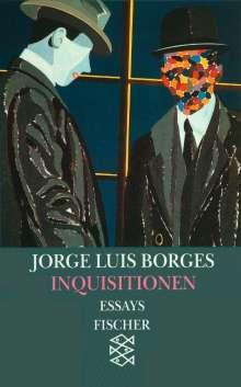 Jorge Luis Borges: Inquisitionen, Buch
