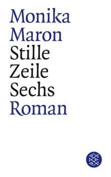 Monika Maron: Stille Zeile Sechs, Buch